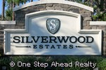 Silverwood Estates community sign
